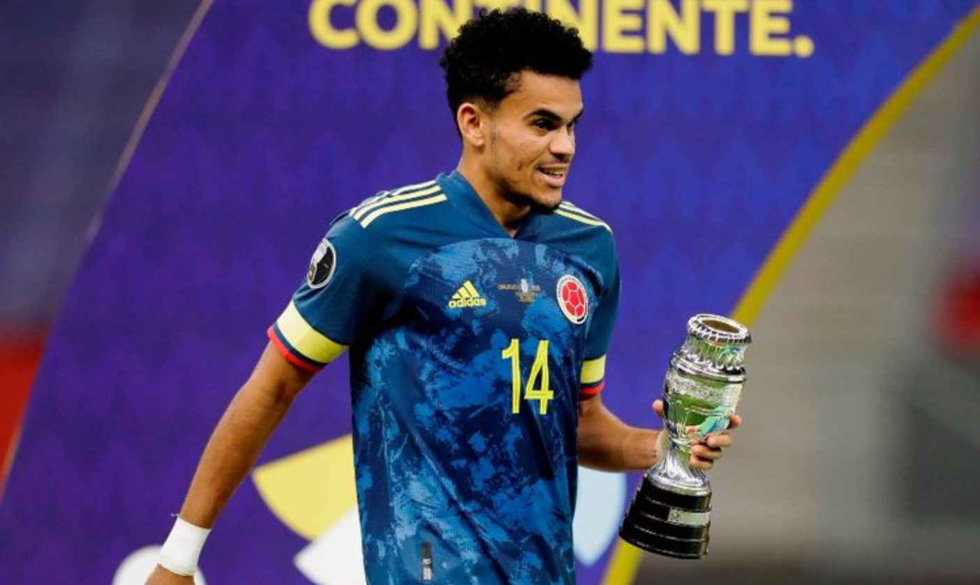 Una más para Luis Díaz: Goleador al lado de Messi