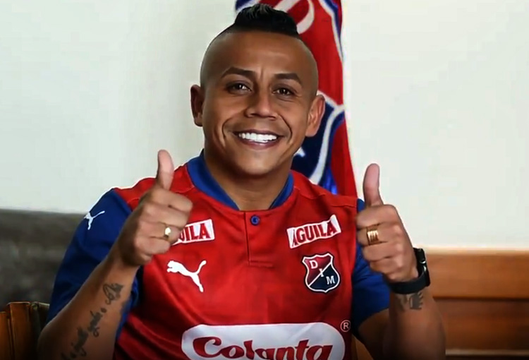 Vladimir Hernández, Deportivo Independiente Medellín, DIM, fichajes DIM 2021-II