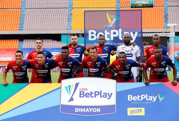 Walter Rodríguez, Deportivo Independiente Medellín, DIM, DaleRojo, fichajes DIM 2021-II