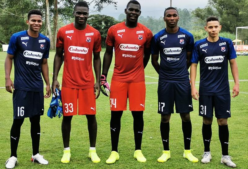 Yimy Gómez, Fortaleza CEIF, fichajes DIM 2021-II, Deportivo Independiente Medellín, DIM