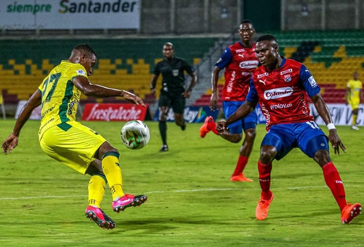 Yulián Gómez, Deportivo Independiente Medellín, DIM, fichajes DIM 2021-II, Deportivo Pasto