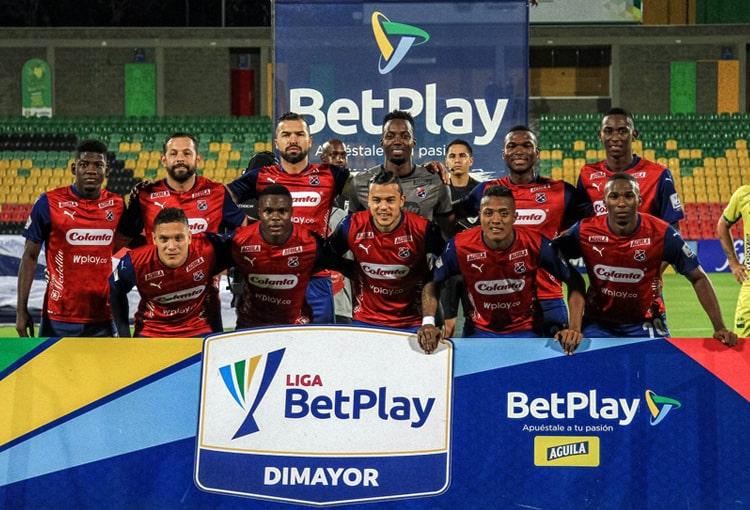 Yulián Gómez, Deportivo Pasto, Deportivo Independiente Medellín, DIM, fichajes DIM 2021-II