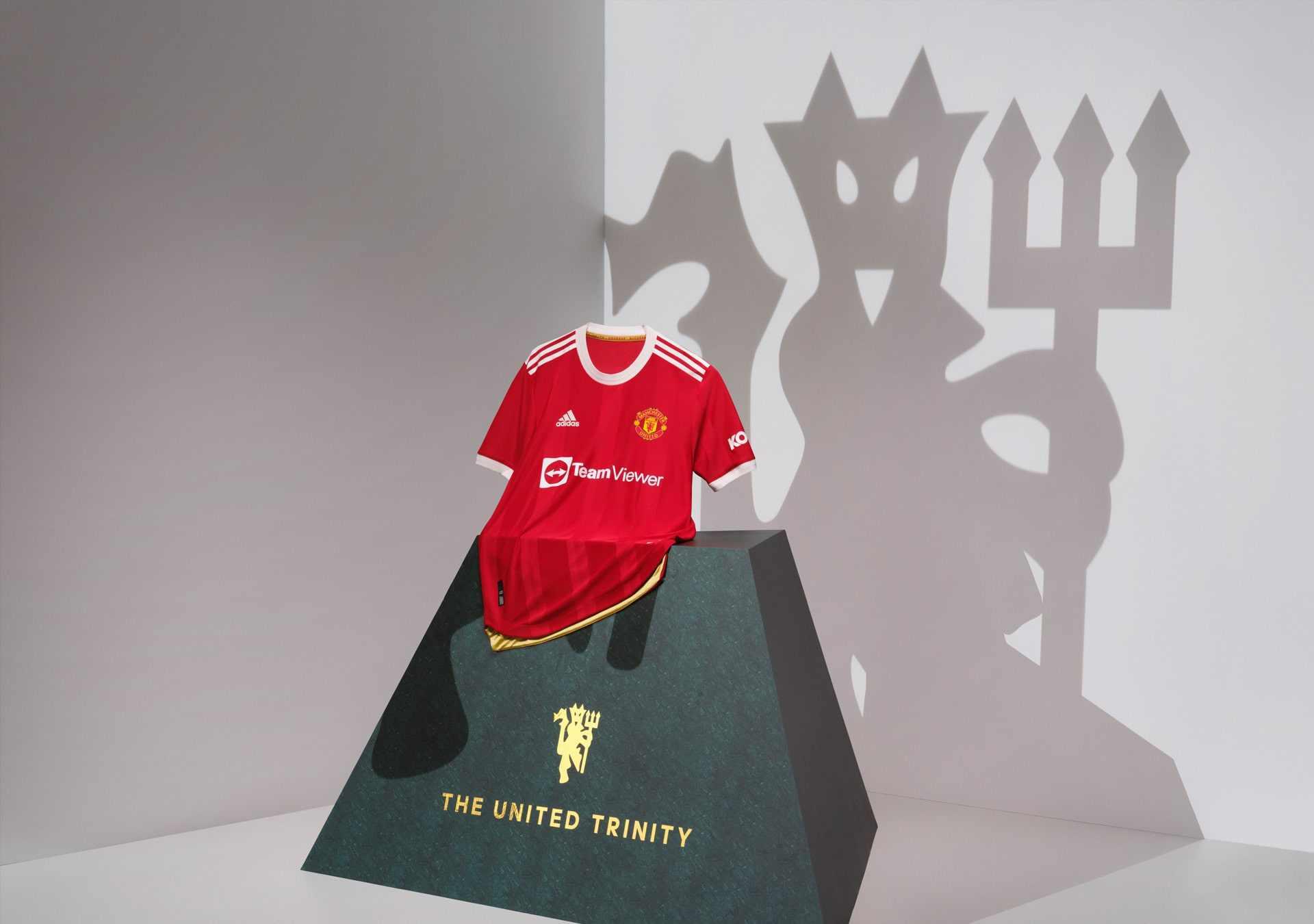 Pasado y modernidad. Nueva camiseta del Manchester United