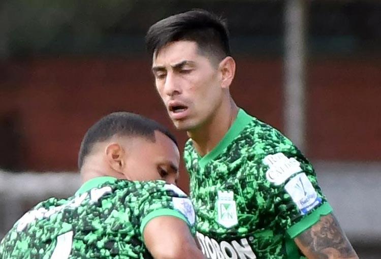 ¿Qué dijo el DT de Atlético Nacional del partido de Emmanuel Olivera?
