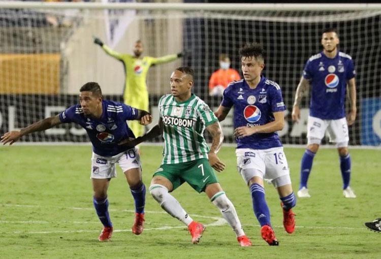Luego de la Florida Cup, Nacional se concentra en su duelo ante Independiente Santa Fe