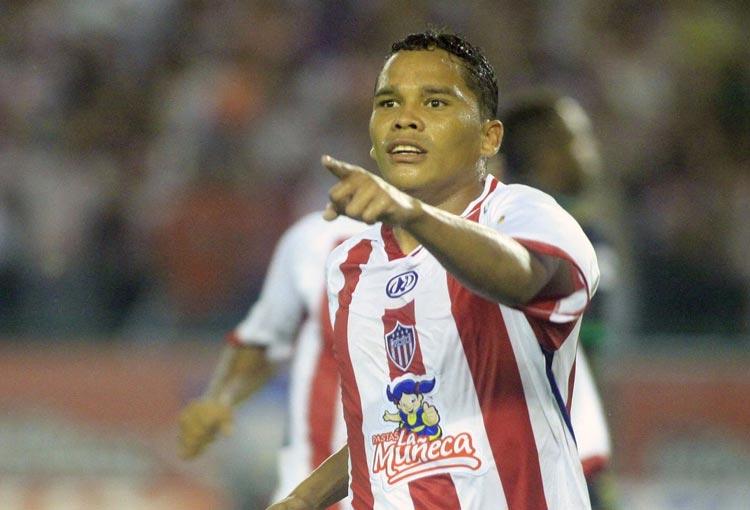 Junior: Martínez Borja, listo. ¿Y Carlos Bacca?