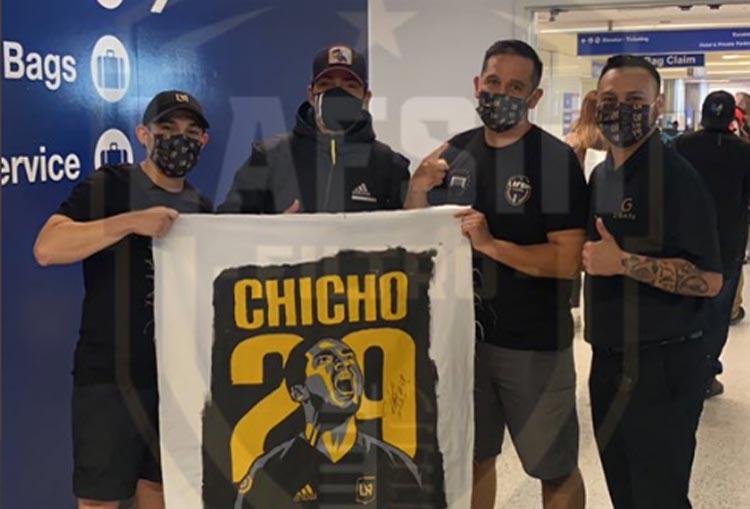 Chicho Arango: el recibimiento en Los Ángeles y lo que le queda a Millonarios