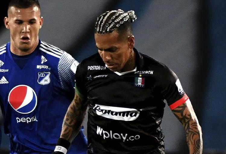 Respondió Eduardo Méndez: ¿Dayro Moreno jugará en Santa Fe?