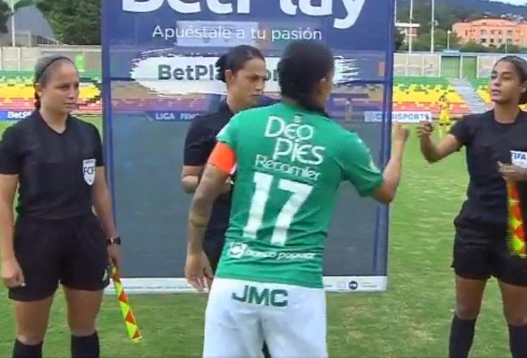 Deportivo Cali Femenino: debut con triunfo en la Liga y gesto por el que todos aplauden a la capitana