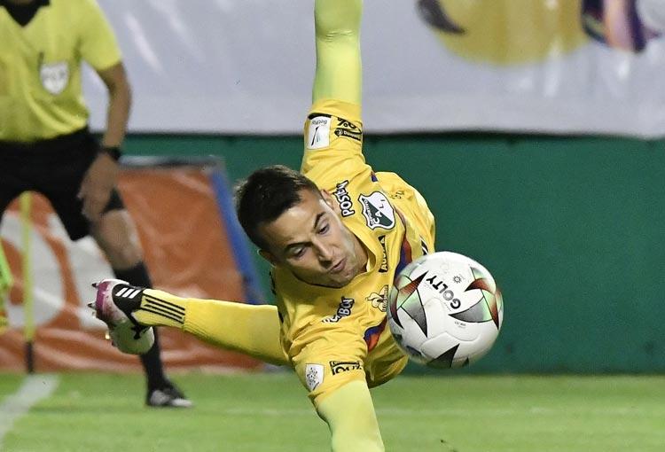Guillermo de Amores y la clave para atajarle un penalti definitivo a Andrés Cadavid