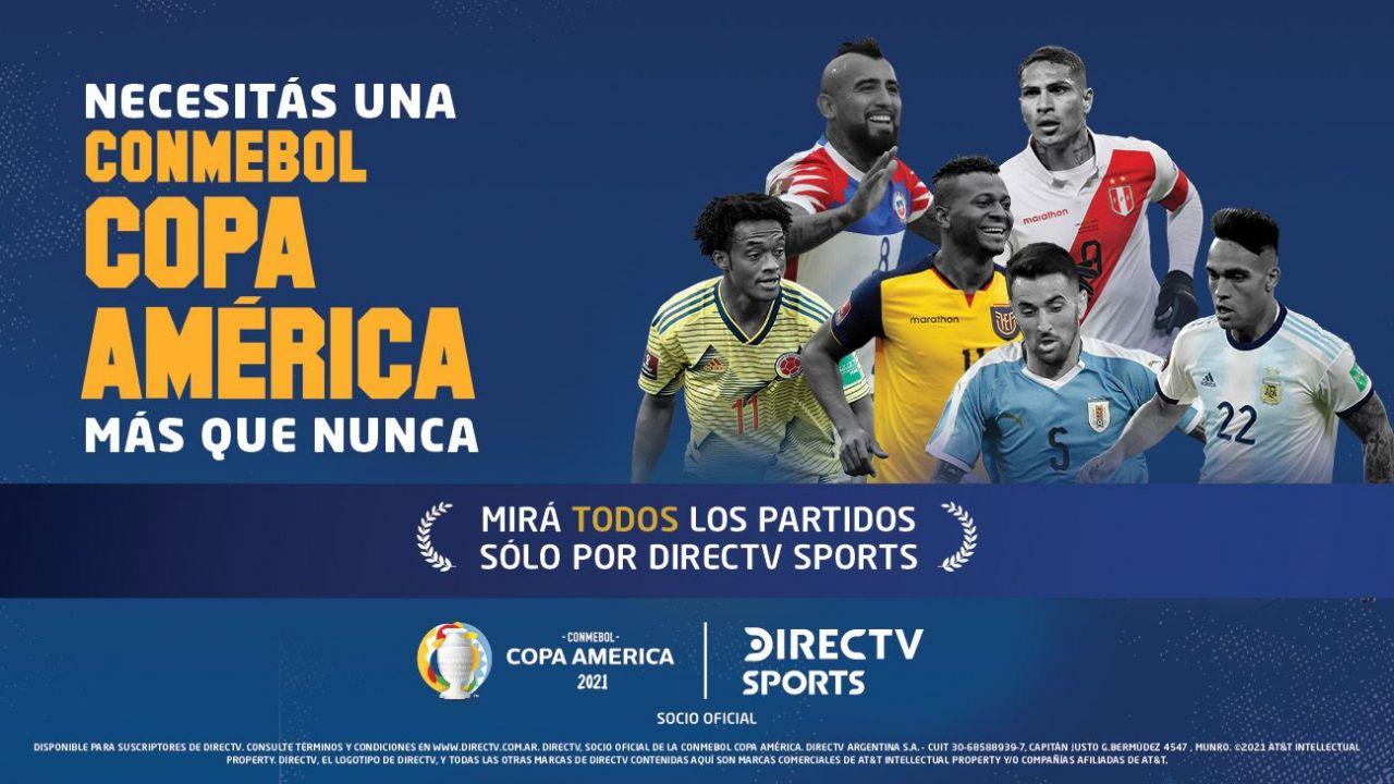Directv Copa América