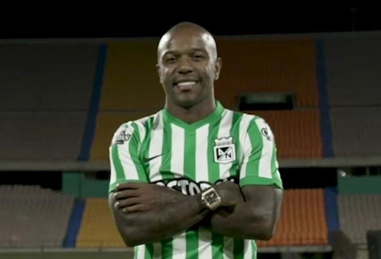Siguen las malas noticias para Dorlan Pabón en Atlético Nacional