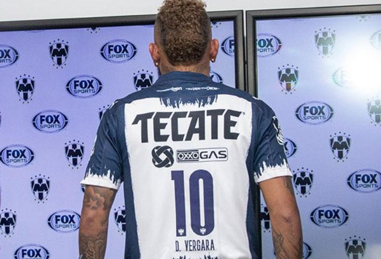 """Duván Vergara y el """"maleficio"""" que buscará romper con la 10 de Monterrey"""