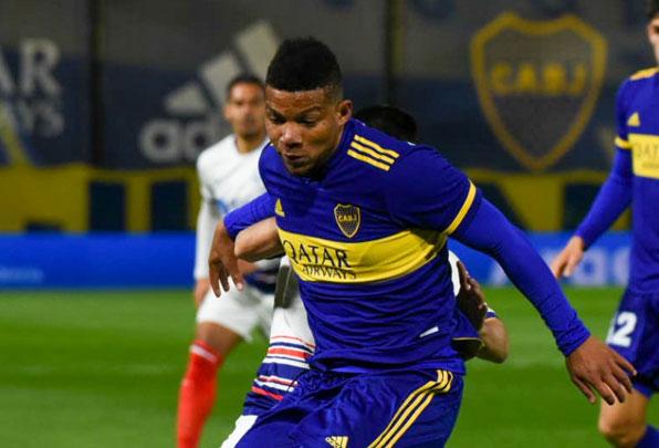 Críticas a Fabra por el partido con los juveniles de Boca… ¡en el que él salió a los 45 minutos!