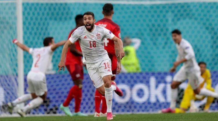 Desde el tiro penal se definió el primer clasificado a semifinales de la Eurocopa