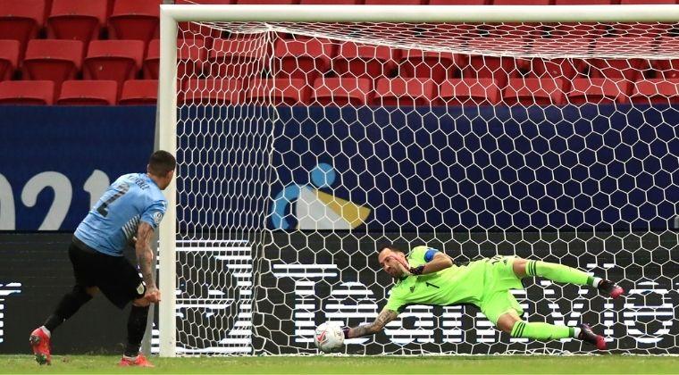 David Ospina rompió la mala racha en los penales de la Selección Colombia
