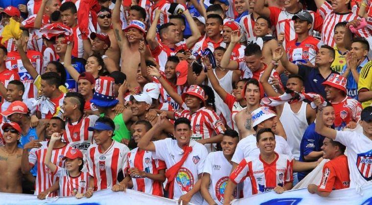 Copa Sudamericana: Comunicado oficial del Junior sobre el ingreso de hinchas al estadio