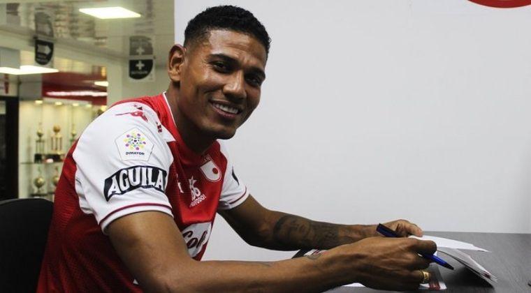 Ni junior, ni Nacional, Alexander Mejía es nuevo jugador de Independiente Santa Fe
