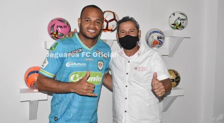 Liga BetPlay 2021 – II: Fichajes Jaguares FC