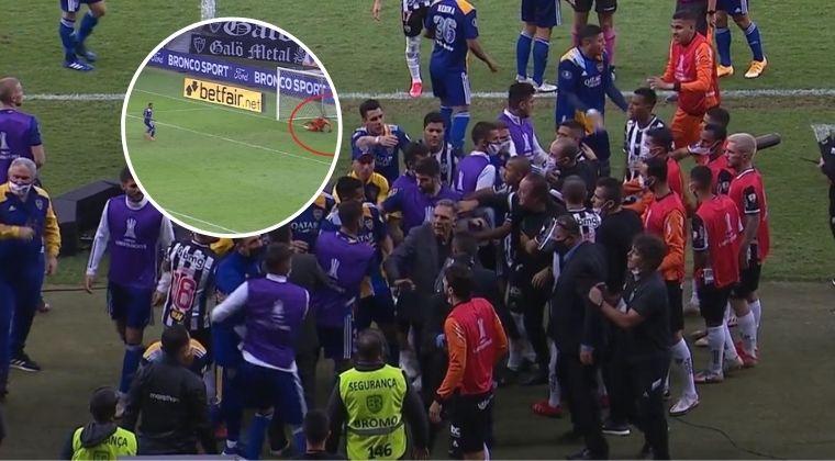 Copa Libertadores: Sebastián Villa erró penalti en la polémica eliminación de Boca Juniors