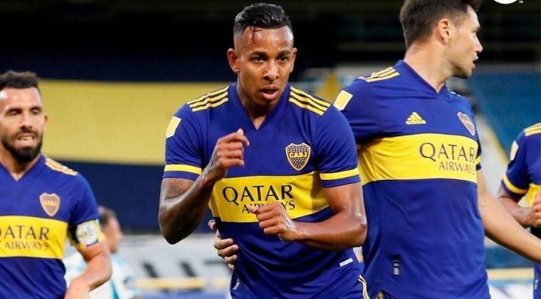 Sebastián Villa y lo que dijo tras la polémica eliminación de Boca Juniors en Libertadores