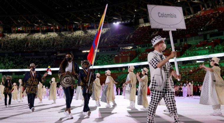 Juegos Olímpicos: Programación de los deportistas colombianos para este 23 de julio