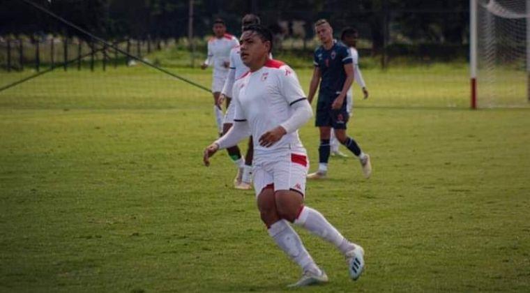 El hijo de Iván René Valenciano entrena con Santa Fe, ¿será el último fichaje?: