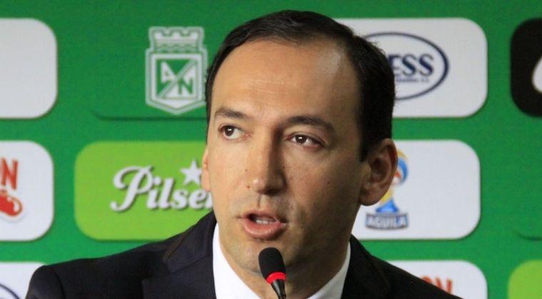 """Expresidente de Nacional sobre el caso Fernando Uribe: """"de 150 negociaciones fallé solo en una"""""""