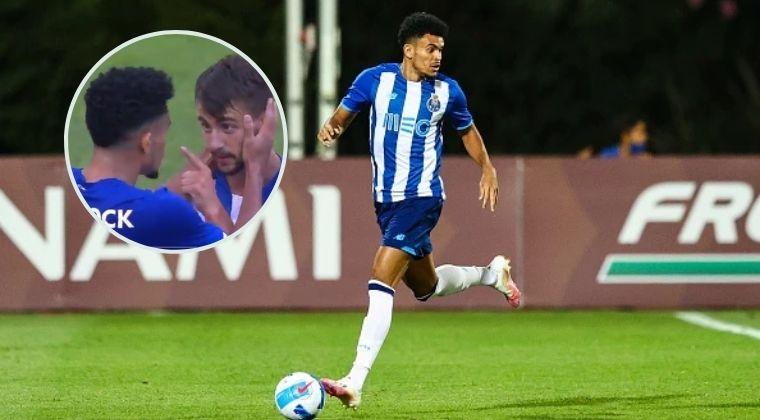 Empezaron los lujos de Luis Díaz con FC Porto