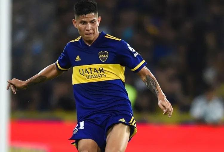 ¿El único colombiano que se salva en Boca Juniors?: los elogios para Campuzano