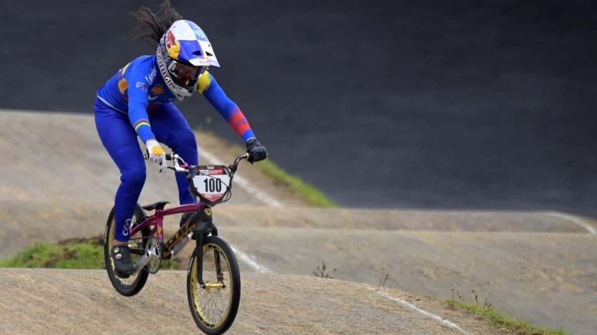 Mariana Pajón se luce en el BMX: ¡A semifinales!