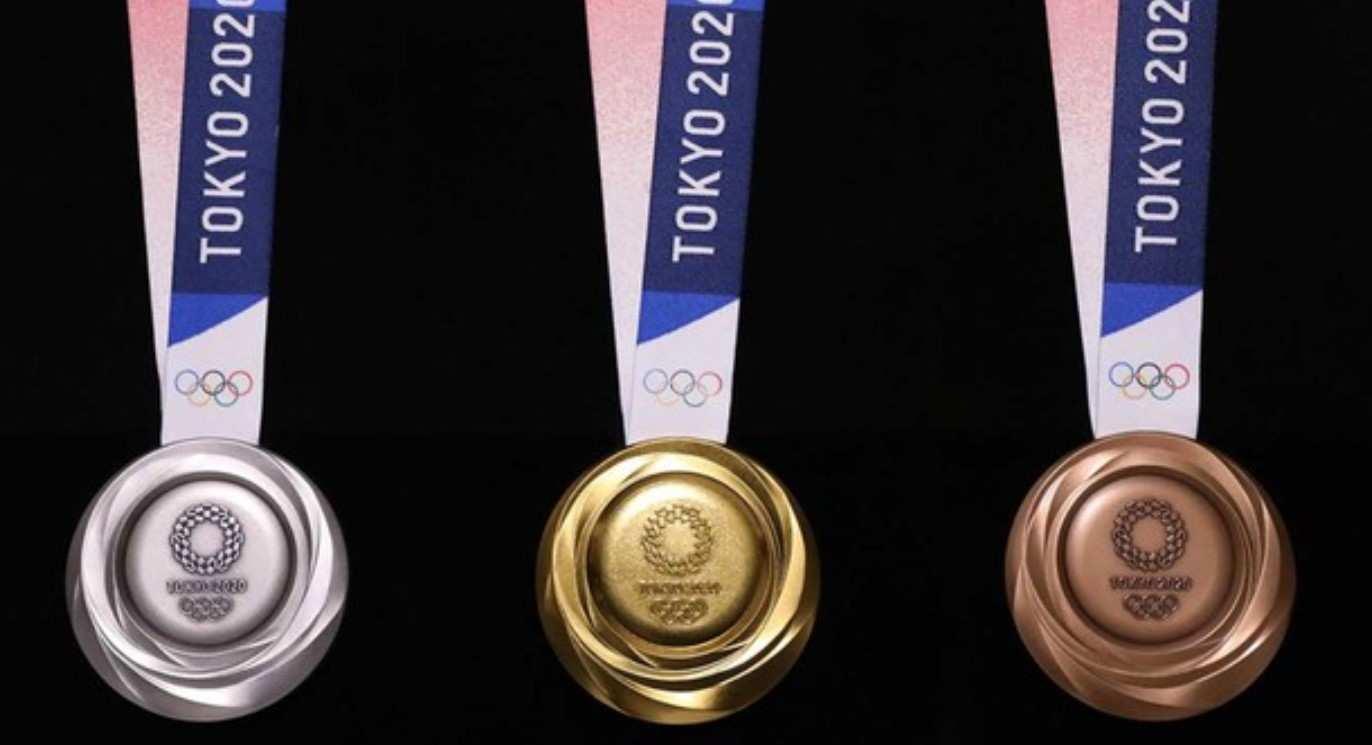 ¿Cómo será la entrega de las medallas en Tokio 2020?