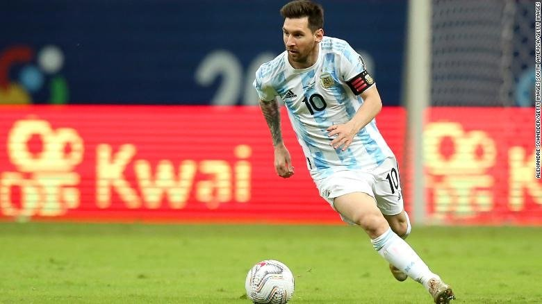 El récord que quiere romper Messi contra Colombia en la Copa América