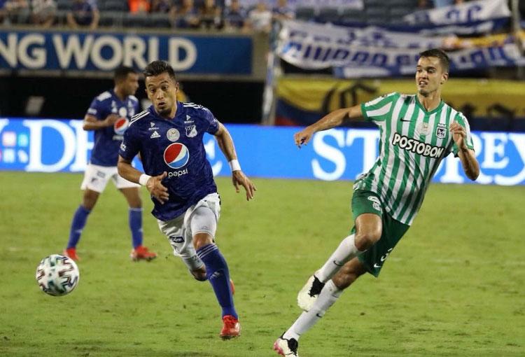 """Felipe Aguilar: """"Nos vamos contentos por cómo el equipo se comportó en la Florida Cup"""""""
