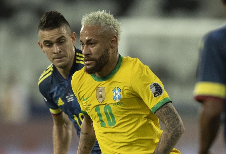 ¡Neymar no quiere a la Selección Colombia en la final!