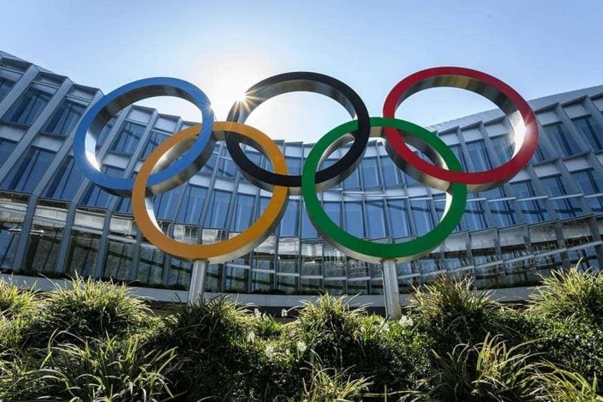 Olímpicos sin publico en las gradas