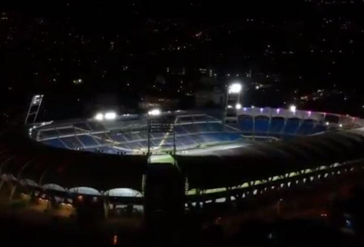 El Pascual Guerrero, su sistema de luces Led y el partido de América en el que las estrenará