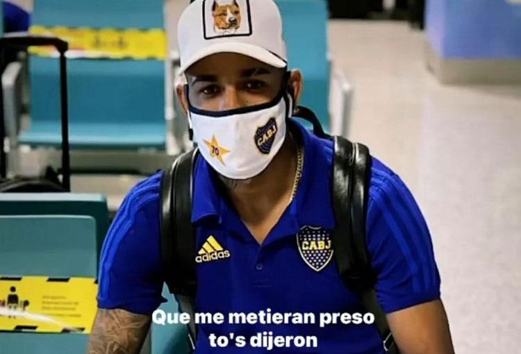 ¿Por qué se dice que puede estar terminando la etapa de Sebastián Villa en Boca?
