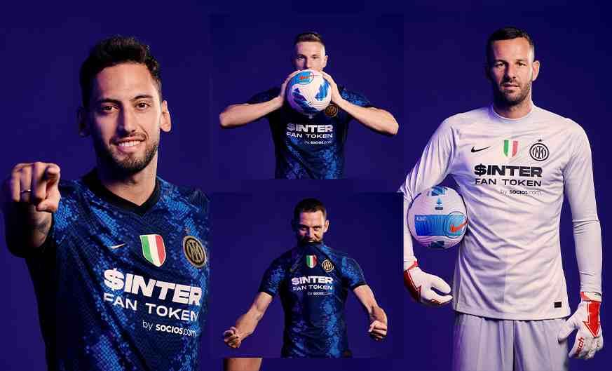 Socios.com, nuevo patrocinador del Inter de Milán