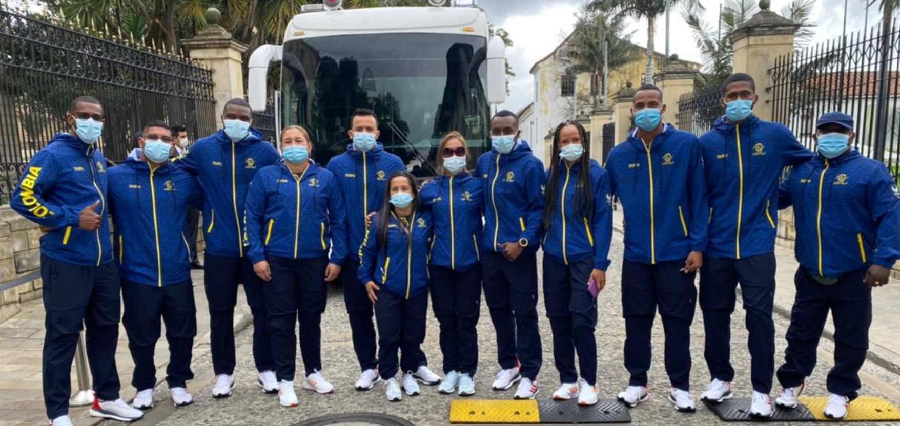 69 atletas representarán a Colombia en los Juegos Paralímpicos Tokio 2020