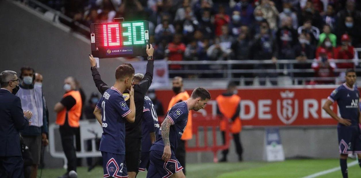 Ander Herrera y una broma sobre el debut de su compañero Lionel Messi en PSG