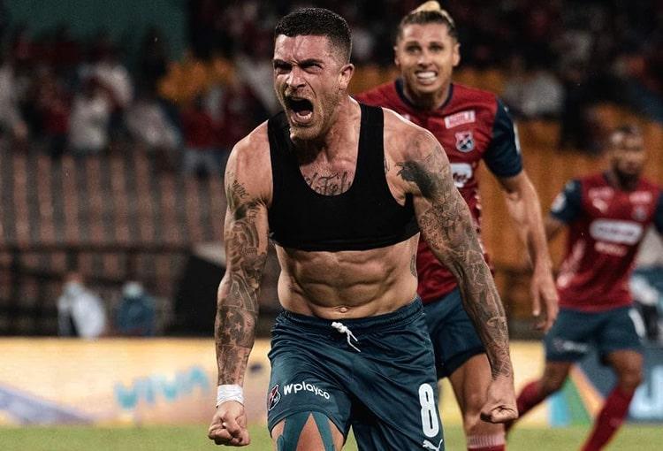 Adrián Arregui, Deportivo Independiente Medellín, DIM, DaleRojo, Liga BetPlay 2021-II, sanción, América de Cali, Millonarios FC
