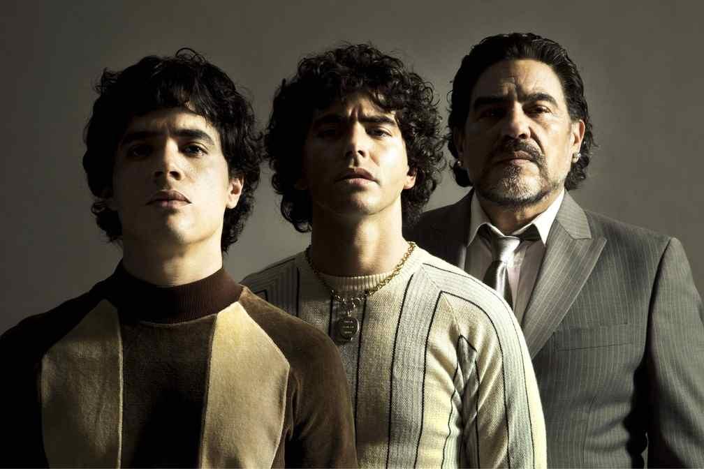 Amazon Prime Video estrenará serie sobre Maradona en octubre