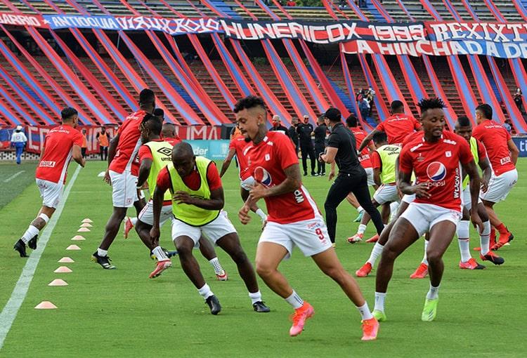 América de Cali, Deportivo Independiente Medellín, DIM, Liga BetPlay 2021-II, posición, fecha 5