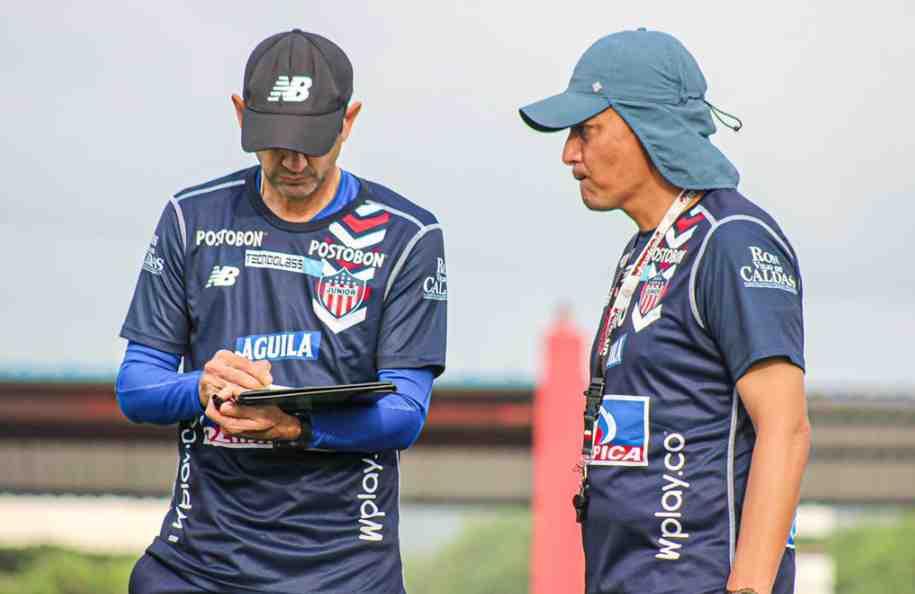 Arturo Reyes explica cómo se dio su llegada al Junior