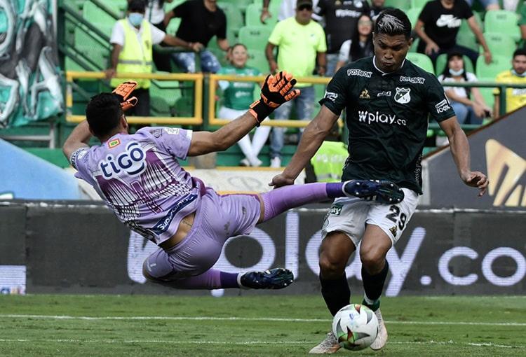 Atlético Nacional, Deportivo Cali, Junior FC, Deportivo Independiente Medellín, DIM, Millonarios FC, Liga BetPlay 2021-II, tabla de posiciones, fecha 7