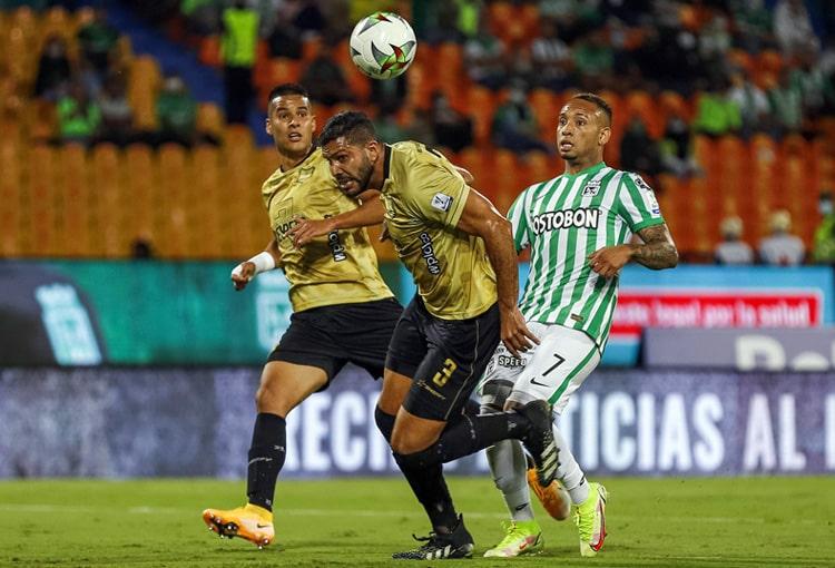 Atlético Nacional, Liga BetPlay 2021-II, Águilas Doradas, OhNacional, tabla de posiciones