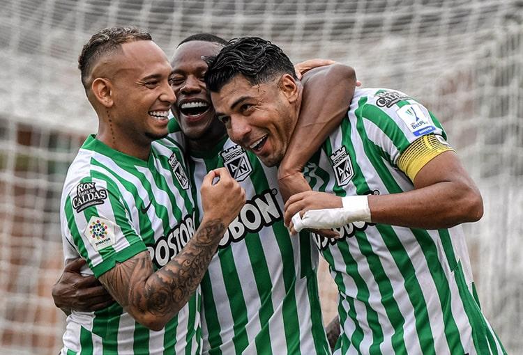¿Cómo formaría Atlético Nacional esta noche ante Patriotas por Copa BetPlay?