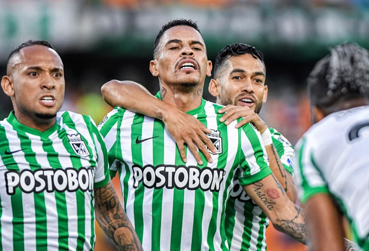 Atlético Nacional, tabla de reclasificación 2021, Liga BetPlay 2021-II