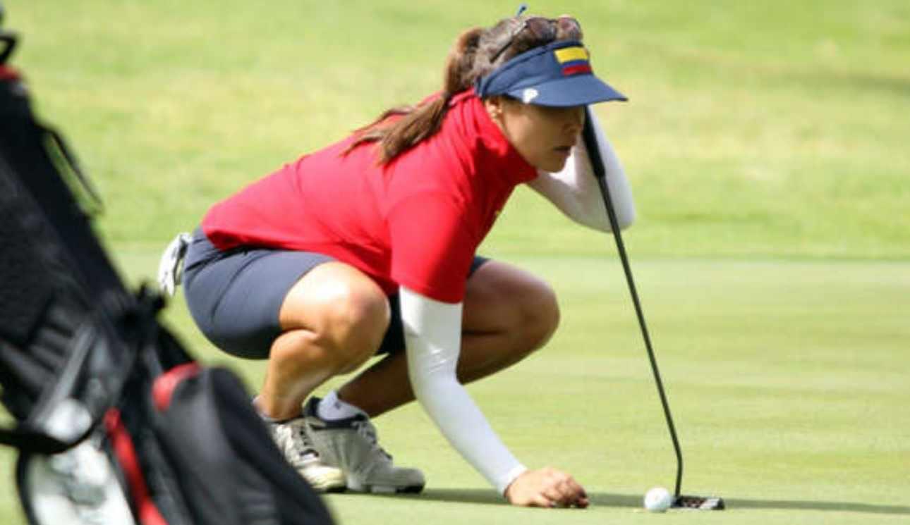 ¿Cómo va María José Uribe en el golf olímpico?